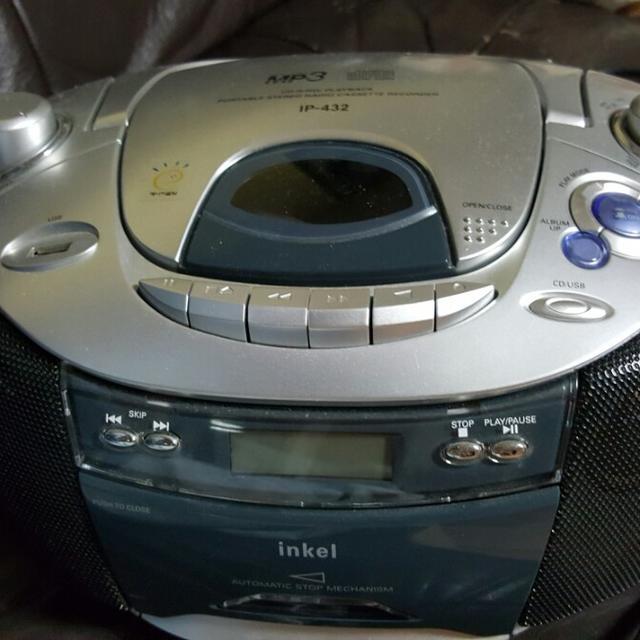 다기능 라디오카세트 /ip432 - 상품이미지